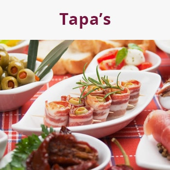 Tapa's catering