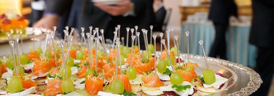 Bedrijfsfeest catering