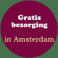 GRATIS BEZORGING CATERING AMSTERDAM